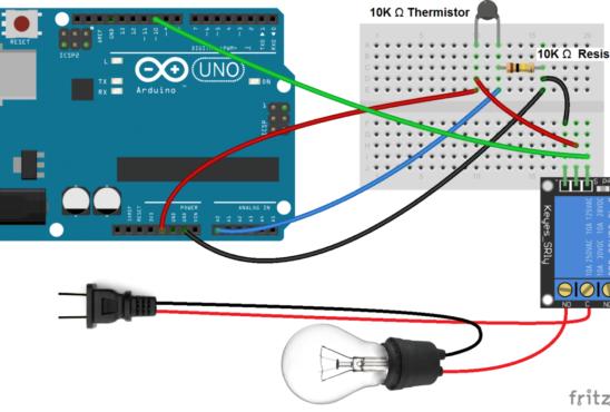 Arduino'da 5V Röle Nasıl Kurulur?